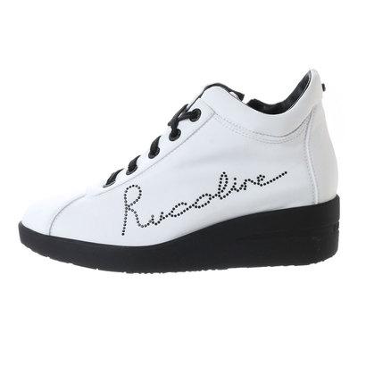 【アウトレット】ルコライン RUCO LINE 226 NICOLE WRITTEN SW WHITE BLACK (WHITE BLACK)
