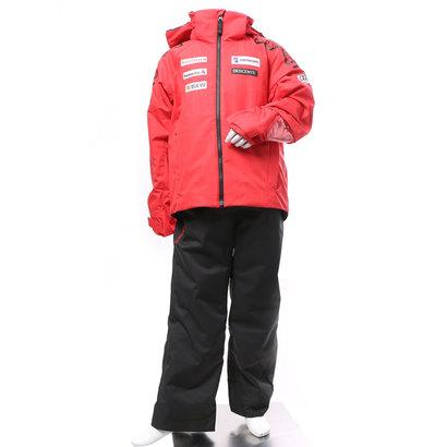 デサント DESCENTE ジュニア スキー ウェア上下セット ジュニアスーツ DJR-710JFA