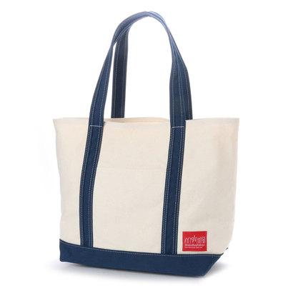 マンハッタンポーテージ Manhattan Portage Duck Fabric Tote Bag (Navy)