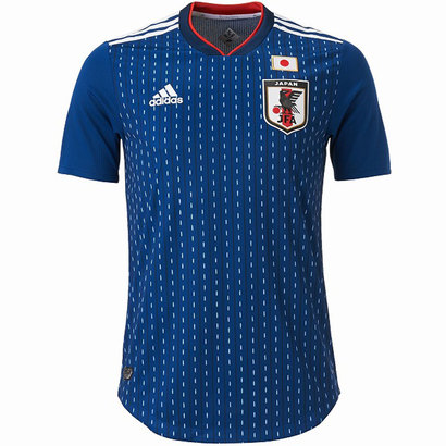 アディダス adidas メンズ サッカー/フットサル ライセンスシャツ JFAホームオーセンティックユニフォームS/S BR3628