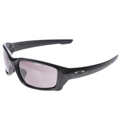 オークリー OAKLEY メンズ レディース サングラス (A) Straightlink Matte Black w/ Warm Grey OO9336-03 3189