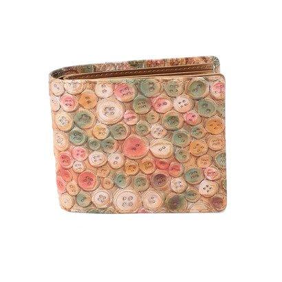 ヒロコ ハヤシ HIROKO HAYASHI ERENDHIRA(エレンディラ)二つ折財布 (マルチカラー)
