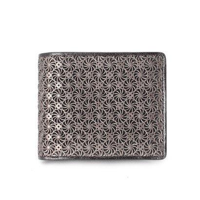 ヒロコ ハヤシ HIROKO HAYASHI GIRASOLE(ジラソーレ) 二つ折財布 (ブラック)