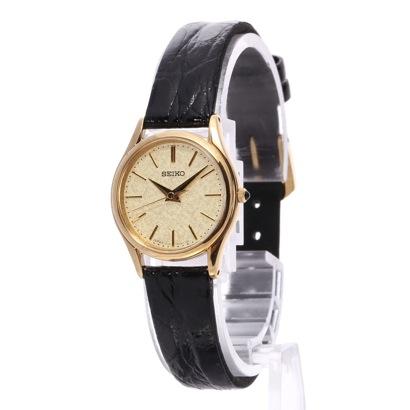 SEIKO エクセリーヌ ユニセックス 腕時計 SWDL160【返品不可商品】