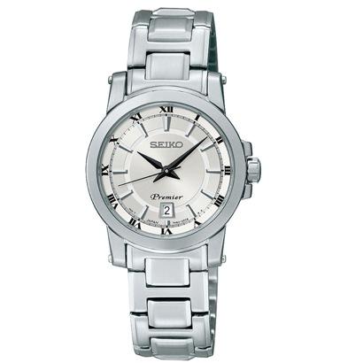 SEIKO プルミエ Premier 腕時計 国産 レディース SRJB013