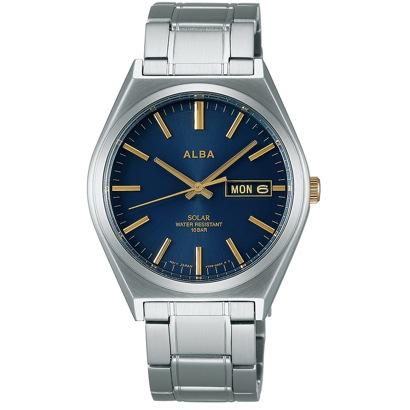 SEIKO アルバ ALBA アルバソーラー ペア 腕時計 国産 メンズ AEFD536