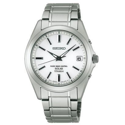 SEIKO スピリット SPIRIT 腕時計 日常生活用強化防水(10気圧) チタン 国産 メンズ SBTM213