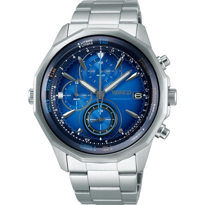 SEIKO ワイアード WIRED WIRED THE BLUE メンズ AGAW439