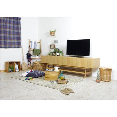 IDC OTSUKA/大塚家具 テレビボード スティック OK-NA色 W1800 (ナチュラル)【返品不可商品】