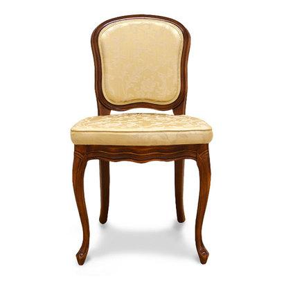 IDC OTSUKA/大塚家具 椅子 カンティーニュ E02メGO/AN (アンティーク色)【返品不可商品】