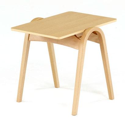 IDC OTSUKA/大塚家具 サイドテーブル T202 NA ブナ (ナチュラル)【返品不可商品】