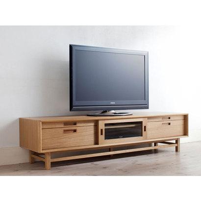 IDC OTSUKA/大塚家具 テレビボード フィル 170 WO ホワイトオーク色 (ホワイトオーク)【返品不可商品】