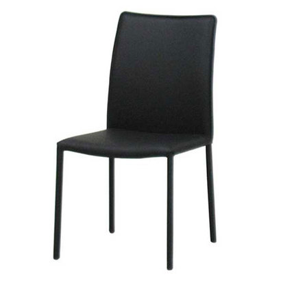 IDC OTSUKA/大塚家具 椅子 ルッソ ブラック (ブラック)【返品不可商品】