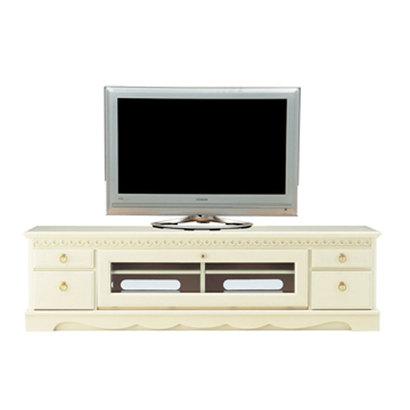 IDC OTSUKA/大塚家具 テレビボード MD 170N ホワイト (ホワイト)【返品不可商品】