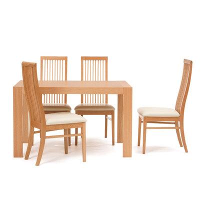 IDC OTSUKA/大塚家具 椅子ボラーレ2PVCアイボリーWOオーク (ホワイトオーク)【返品不可商品】