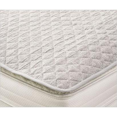 IDC OTSUKA/大塚家具 ベッドパッド ドクタースミスN パイル炭糸 QLサイズ (グレー)【返品不可商品】