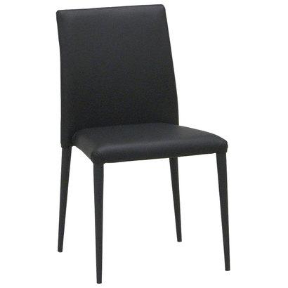 IDC OTSUKA/大塚家具 椅子 パシオン ブラック (ブラック)【返品不可商品】