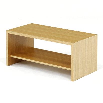 IDC OTSUKA/大塚家具 センターテーブル DM 900H WO ナラ (ホワイトオーク)【返品不可商品】