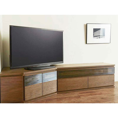 IDC OTSUKA/大塚家具 テレビボード (ロータイプ) ノーク120 オークナチュラル (ナチュラル)【返品不可商品】