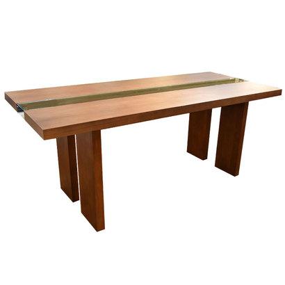 IDC OTSUKA/大塚家具 テーブルリッツSP28701800WN (ウォールナット)【返品不可商品】
