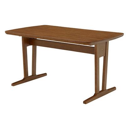 IDC OTSUKA/大塚家具 テーブル ホルス 1350 MO (ミディアムオーク)【返品不可商品】