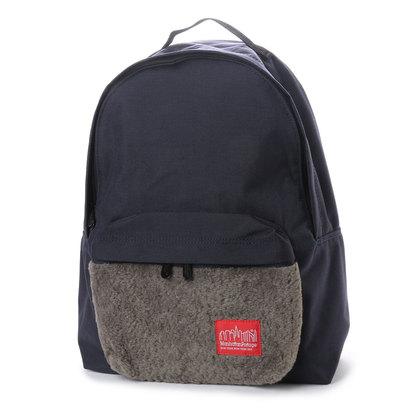 マンハッタンポーテージ Manhattan Portage Boa Fabric Big Apple Backpack JR (D.Navy)