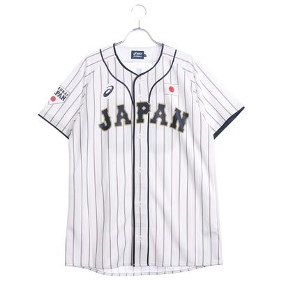 アシックス asics メンズ 野球 レプリカウェア レプリカユニフォーム(H)Noイリ.イナバ BAK711