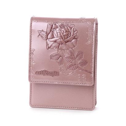 アルセラピィ artherapie フィセルローズ シガレットケース (ピンク)