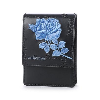 アルセラピィ artherapie フィセルローズ シガレットケース (ブルー)