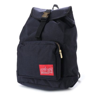 マンハッタンポーテージ Manhattan Portage Metal Parts Dakota Backpack【ネット限定】 (D.Navy)
