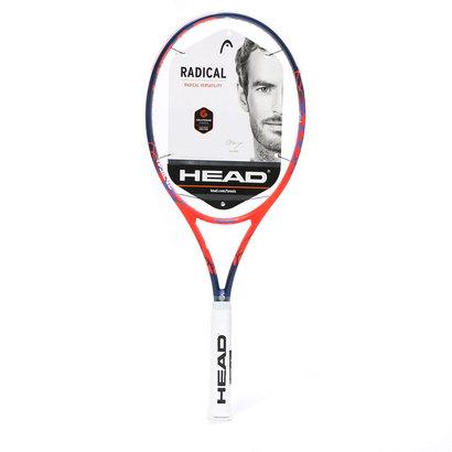 ヘッド HEAD ユニセックス 硬式テニス 未張りラケット グラフィンタッチラジカルMP 232618