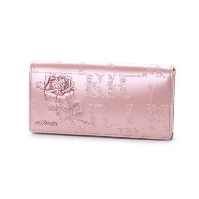 アルセラピィ artherapie フィセルローズ かぶせ長財布 (ピンク)
