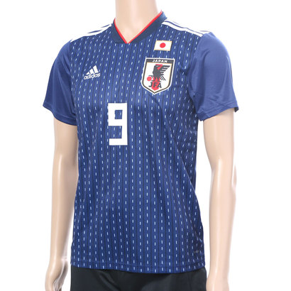 勝色アーマーパック アディダス adidas メンズ サッカー アディダス adidas サッカー日本代表ホームレプリカユニフォーム(9番 杉本健勇) 8339152178