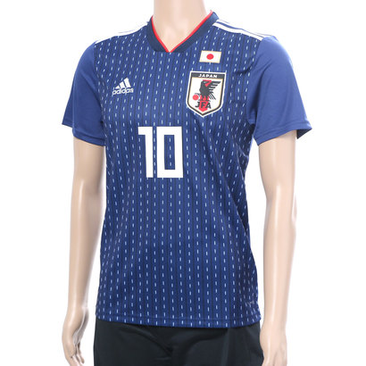 勝色アーマーパック アディダス adidas メンズ サッカー アディダス adidas サッカー日本代表ホームレプリカユニフォーム(10番 乾貴士) 8339152198