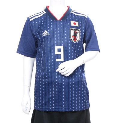 勝色アーマーパック アディダス adidas サッカー キッズ 日本代表ホームレプリカユニフォーム(9番 岡崎真司)