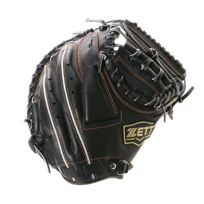 ゼット ZETT 軟式野球 キャッチャー用ミット グランドヒーローライジング BJCB71812