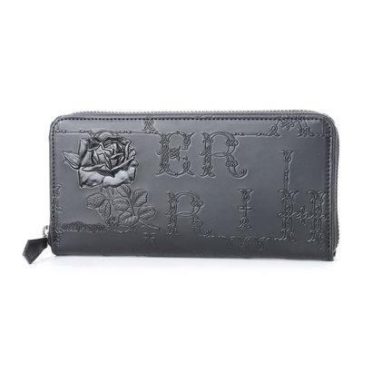 アルセラピィ artherapie フィセルローズ ラウンドジップ長財布 (ブラック)