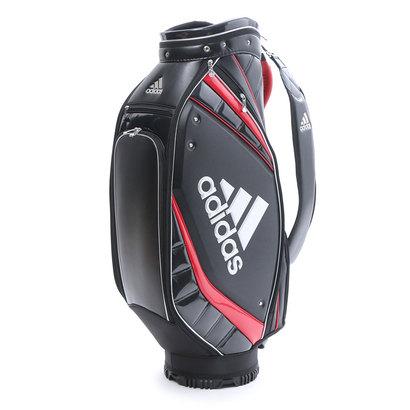 【大型商品180】アディダス adidas メンズ ゴルフ キャディバッグ シルバーロゴ A92494