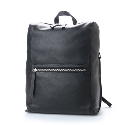 エコー ECCO Sculptured Backpack (BLACK)