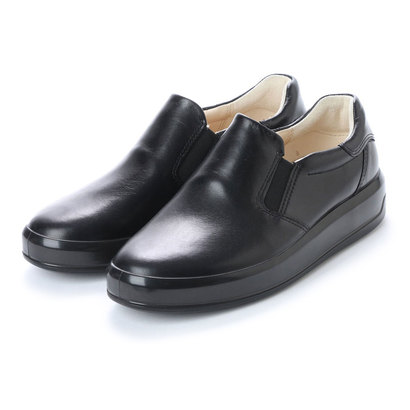エコー ECCO SOFT 9 Slip On (BLACK)