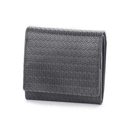 リント Rinto ギャルソン2つ折財布 (ブラック)
