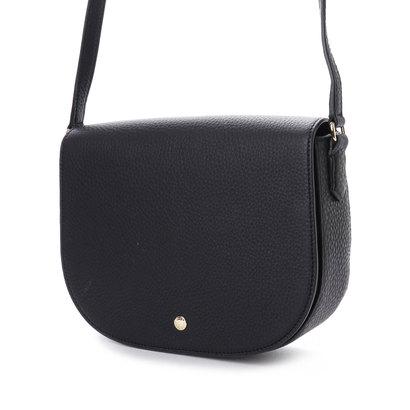 エコー ECCO Kauai Medium Saddle Bag (BLACK)