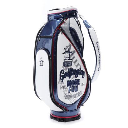 衝撃特価 マンシングウエア MQBLJJ01 ゴルフ Munsingwear Munsingwear メンズ ゴルフ キャディバッグ MQBLJJ01, コサカマチ:48b2f674 --- clftranspo.dominiotemporario.com