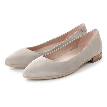 エコー ECCO SHAPE POINTY BALLERINA (MOON ROCK)