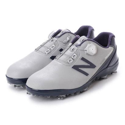 ニューバランス new balance メンズ ゴルフ ダイヤル式スパイクシューズ MG1001GN MG10012E 973