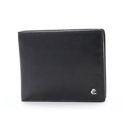 エスクワイヤ Esquire 8カードトラベルウォレット (ブラック)
