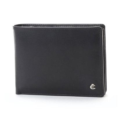 エスクワイヤ Esquire 12カードトラベルウォレット (ブラック)