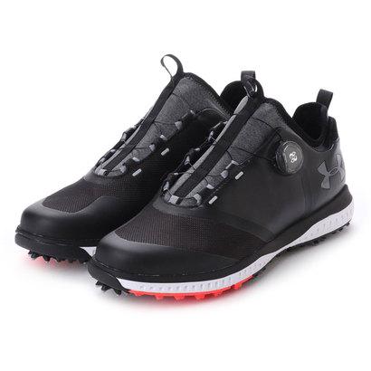 【アウトレット】アンダーアーマー UNDER ARMOUR メンズ ゴルフ ダイヤル式 スパイクシューズ Tempo Sport BOA 2 3000218 963