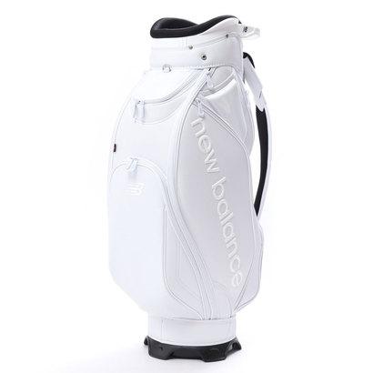 【大型商品180】ニューバランス new balance ゴルフ キャディバッグ NBロゴ カートキャディバッグ 0128980001