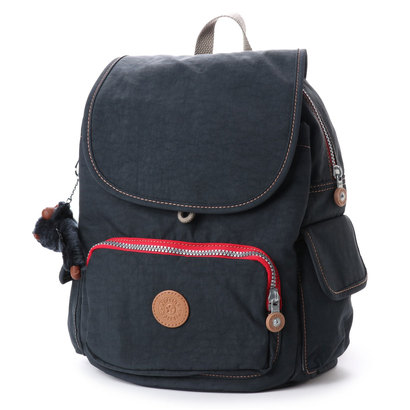 キプリング Kipling CITY PACK S (true navy c)